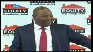Equity bank posts a decline in profitabilty blaming poor economic performance