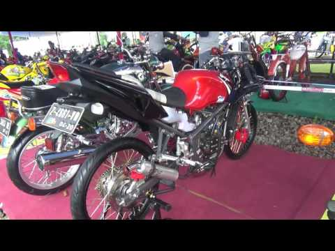Video Simple tapi keren kawasaki Ninja 150 RR