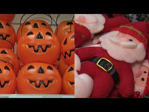 Com vendas de Halloween em baixa, comerciantes de Nova Friburgo já apostam no Natal