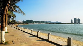 preview picture of video 'Sanya, Hainan Island, China, Asia'