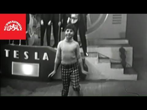 Semafor - Suchý & Šlitr, Waldemar Matuška - Kočka na okně (Oficiální video)