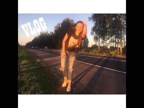 ВЛОГ: Выходные/Поездка в Волгореченск