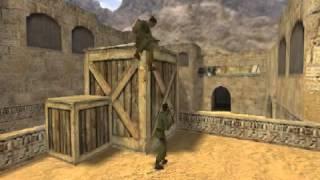 Counter Strike de_dust2 de Gizli Yerler