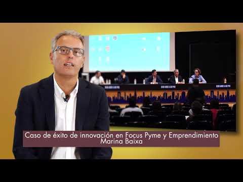 Severino Signes, CEO de Grupo Siggo en Focus Pyme y Emprendimiento Marina Baixa 2017[;;;][;;;]
