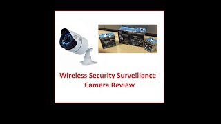 Do Wireless security cameras really work?  Night Owl Review
