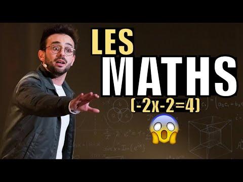 Félix Dhjan : Les Maths