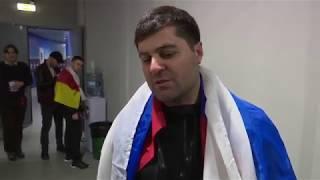 Брат Мурата Гассиева: Сорвал голос во время боя
