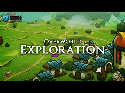 Cat Quest - Overworld Exploration - Steam, iOS, Android, PS4, Switch thumbnail