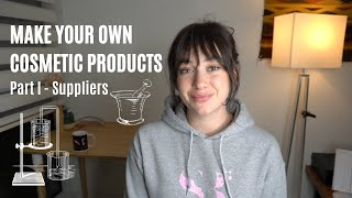MAKE YOUR OWN SKINCARE, HAIRCARE & MAKEUP | Ingredients, Equipment and Packaging Suppliers