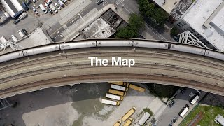 """""""The Map"""": Making NYC's Live Subway Map. By Gary Hustwit/Work & Co."""