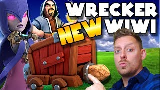 NEW Wrecker WiWi Attack Strategy   Clash of Clans