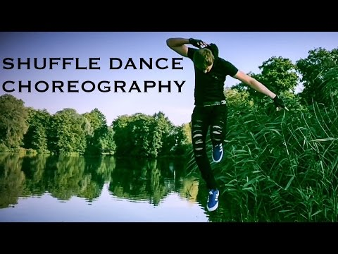 Electro House Shuffle Dance Choreography In Berlin 2016 – Illenium Afterlife + Spektrem Shine
