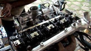 Mitsubishi Jeep 4DR5 Engine First Start look