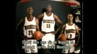 NBA Action, May 20, 1994