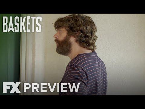 Baskets Season 3 Teaser 'Doorbell'