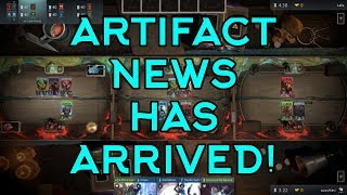 Artifact News is Finally Here!