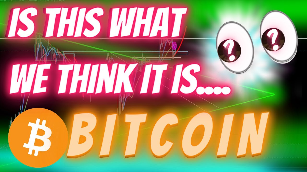 IS THIS BITCOIN BREAKOUT WHAT WE THINK IT IS?? **THIS** Is How We'll Know