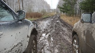 2015 Off Road MUD Trailblazer & Pajero Sport & Hig