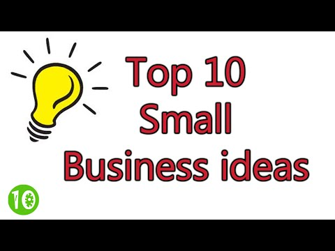 50 Worthwhile Small Business Ideas For Small Towns RK