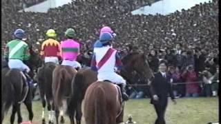 1999有馬記念グラスワンダー