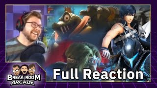 FULL LIVE REACTION | Super Smash Bros. Ultimate Direct 8.8.18