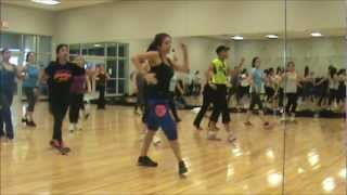 "Dance Fitness - ""Fuista Mala"" Los Kumbia Kings & Intocable"