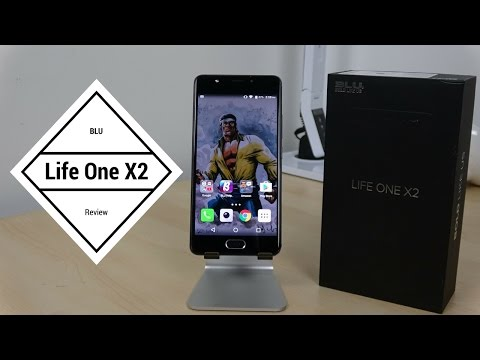 Blu Life One X2 Review
