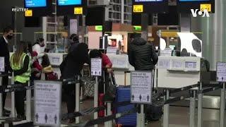 美國對巴西提前實行旅行禁令