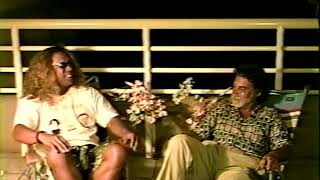 Jason Interviews Lono August 1999