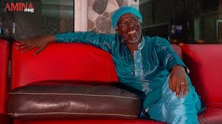 Interview Flash avec Alpha Blondy