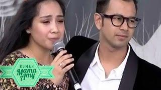 Nonton Ini Pasti Baper, Nagita Slavina ' Ku Jaga Takdirku '  - Rumah Mama Amy (7/3)