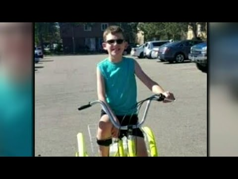 Bike built for boy with cerebral palsy stolen from Shelby Township home