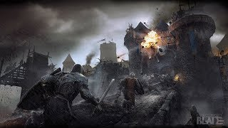 Conqueror's Blade Siege Test Raw Gameplay: Medieval Warfare Action MMO