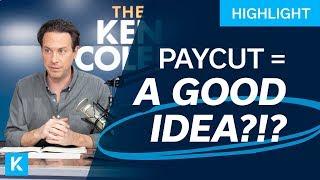 When Does Taking a Pay Cut Makes Sense?