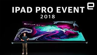 Apple iPad Pro and Macbook Air event 2018 in under 12 minutes