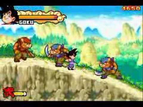 Dragon Ball : Advanced Adventure GBA