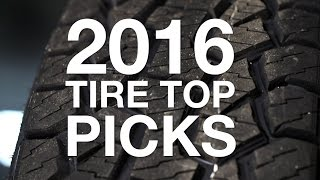 Consumer Reports 2016 Tire Top Picks | Consumer Reports