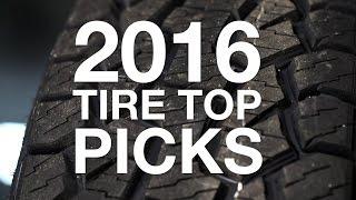 Consumer Reports 2016 Tire Top Picks | Consumer Reports