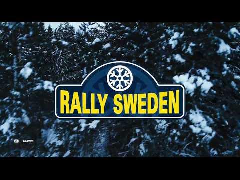 WRC/Rally Suecia -Teaser