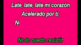 Danna Paola Late Mi Corazon[letra].mpg