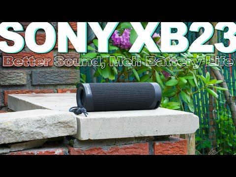 External Review Video 0ogzJ19o-yo for Sony SRS-XB23 EXTRA BASS Wireless Speakers