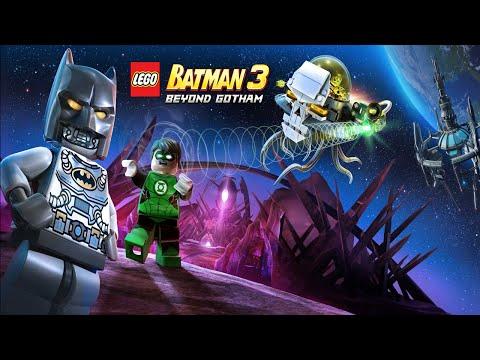 Vidéo LEGO Jeux vidéo PS4BAT3ADGF : Lego Batman 3: Au delà de Gotham PS4 + Porte-clé