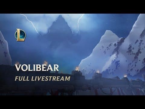 Volibear Reveal: Full Livestream | Champion Update - League of Legends