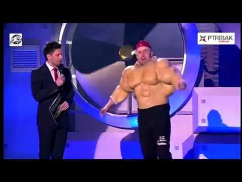 Kabaret Paranienormalni - Hardcorowy Koksu