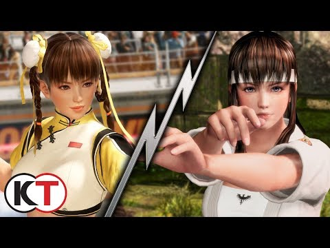 "Dead or Alive 6 - ""T'ai Chi Ch'uan Prodigy & The Fist Of Innocence"" thumbnail"