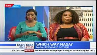 Which way NASA? Analysis on the process of reconciliation between NASA and Jubilee