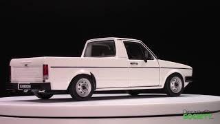 Solido Volkswagen MKI Cabbdy