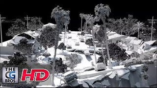 """CGI VFX Breakdowns HD 1080p: Making of """"2012"""" before-and-after by Uncharted Territory   TheCGBros"""