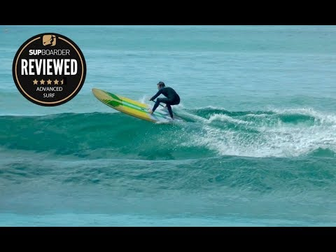 Naish Nalu 10′ Carbon Pro 2017 Longboard review / Advanced Surf