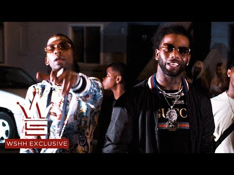 "Hoodrich Pablo Juan & BlocBoy JB – ""Off The Rip"""